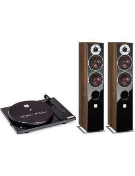 Como Audio + Dali Zensor 5 AX Conjunto Estéreo