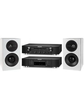 Marantz PM5005 + CD5005 + Definitive D9 Conjunto Estéreo