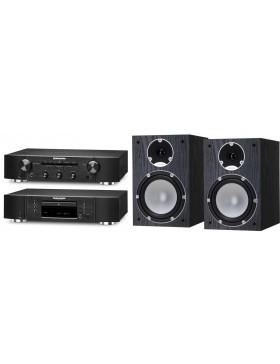 Marantz PM5005 + CD5005 + Tannoy Mercury 7.2 Conjunto Estéreo