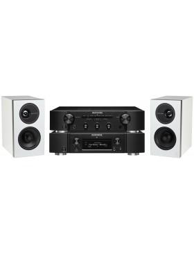 Marantz PM6006 + NA6006 + Definitive D7 Conjunto Estéreo