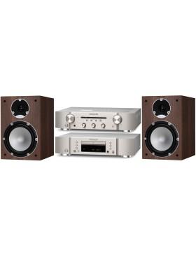 Marantz PM6006 + CD6006 + Tannoy Mercury 7.2 Conjunto Estéreo