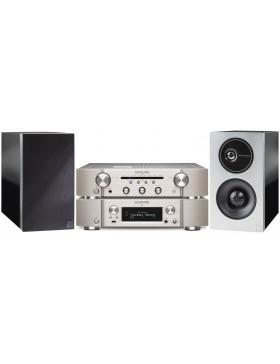 Marantz PM6006 + NA6006 + Definitive D9 Conjunto Estéreo