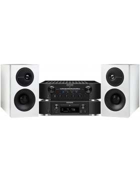 Marantz PM8006 + ND8006 + Definitive D11 Conjunto Estéreo