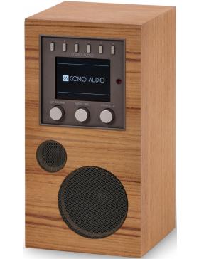 Como Audio Amico Equipo Compacto Portátil