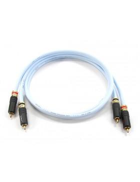 Supra EFF-ISL Audio Cable Interconexión RCA