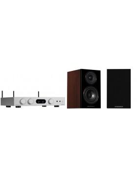 audiolab 6000A Play + Wharfedale Diamond 12.2