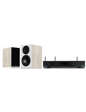 audiolab 6000A Play + Wharfedale Diamond 12.1