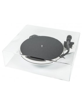 Pro-Ject Audio COVER IT RPM 1/3 Carbón Tapa protectora para Giradiscos