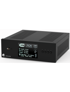 Pro-Ject Audio DAC Box RS2 Convertidor A/D