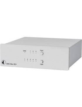 Pro-Ject Audio DAC Box S2 + Convertidor A/D