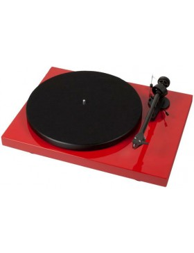 Pro-Ject Audio Debut Carbon DC 2M red Giradiscos