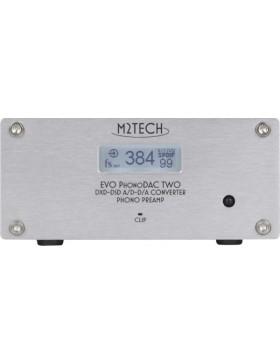 M2Tech Evo Phono DAC Two Convertidor digital/analógico+Previo de phono