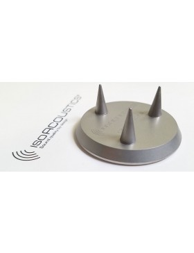 IsoAcoustics Spikes Carpet Gaia II (4 Unidades)