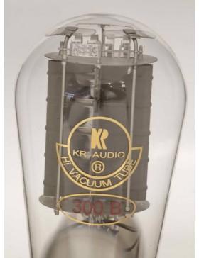 Válvula Tríodo KR Audio KR 300B Balloon (unidad)