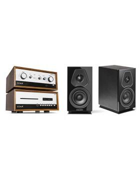 Leak Stereo 130 + Leak CDT + Sonus Faber Lumina I