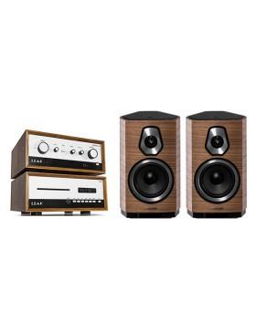 Leak Stereo 130 + Leak CDT + Sonus Faber Sonetto I