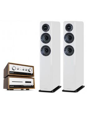 Leak Stereo 130 + Leak CDT + Wharfedale D330