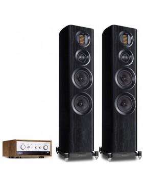 Leak Stereo 130 + Wharfedale Evo4.3