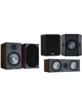 Monitor Audio Bronze 100 6G AV Conjunto de altavoces 5.0
