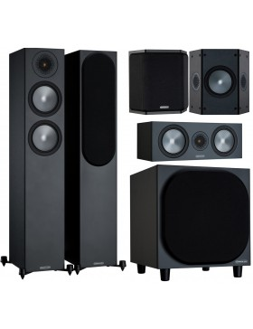 Monitor Audio Bronze 200 6G AV Power Conjunto de altavoces 5.1