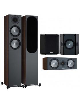 Monitor Audio Bronze 200 6G AV Conjunto de altavoces 5.0