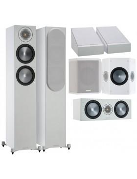 Monitor Audio Bronze 200 6G AV Atmos Conjunto de altavoces 5.0.2