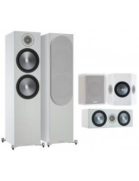 Monitor Audio Bronze 500 6G AV Conjunto de altavoces 5.0