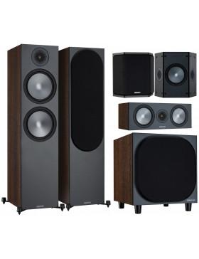 Monitor Audio Bronze 500 6G AV Power Conjunto de altavoces 5.1