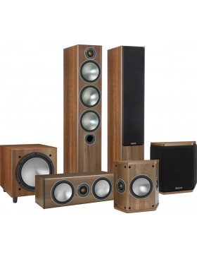 Monitor Audio Bronze 6AV Power Conjunto de altavoces 5.1