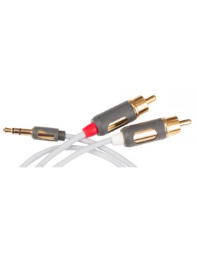 Supra MP-2RCA Cable Mini Plug-2RCA