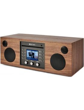 Como Audio Musica Equipo Compacto Estereo con CD