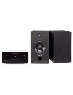 Cambridge Audio One + SX60 Conjunto Estéreo