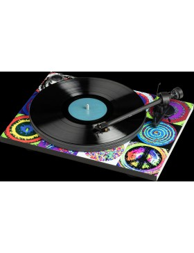 Pro-Ject Audio Essential III Peace & Love by Ringo Starr