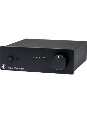 Pro-Ject Audio Pre Box S2 Analogue Preamplificador Estéreo