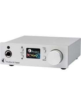 Pro-Ject Audio Pre Box S2 Digital Preamplificador Estéreo