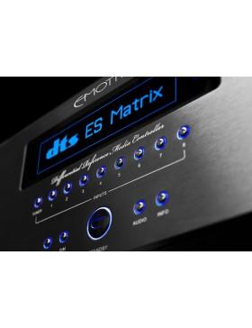 Emotiva XMC-1 Procesador AV 7.2 UHD (HDMI 2.0)