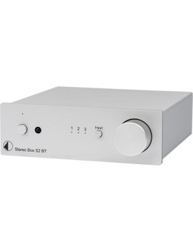 Pro-Ject Audio Stereo Box S2 BT Amplificador Integrado Estéreo
