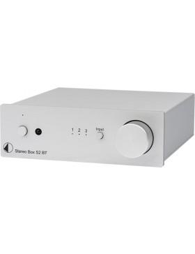 Pro-Ject Audio Stereo Box S2 BT Amplificador Integrado Estéreo