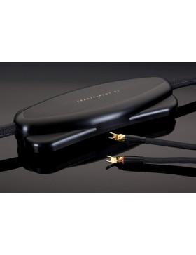 Transparent XL Speaker Cable