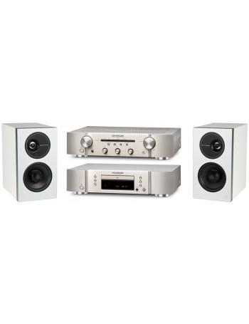 Marantz PM5005 + CD5005 + Definitive D7 Conjunto Estéreo