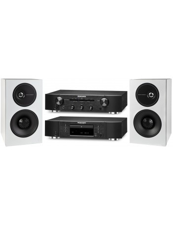 Marantz PM5005 + CD5005 + Definitive D9 Conjunto Estéreo