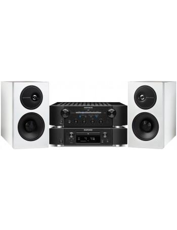 Marantz PM8006 + ND8006 + Definitive D11 Conjunto Estéreo