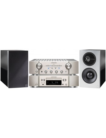 Marantz PM8006 + ND8006 + Definitive D9 Conjunto Estéreo