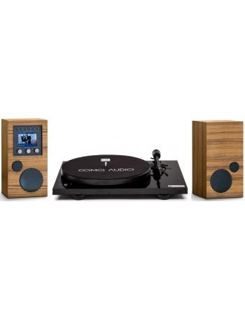 Como Audio Vinil Connect Amico Conjunto Estéreo