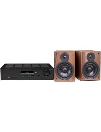 Cambridge Audio Topaz SR 20 + SX50 Conjunto Estéreo