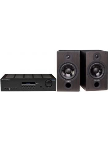 Cambridge Audio Topaz SR 20 + SX60 Conjunto Estéreo