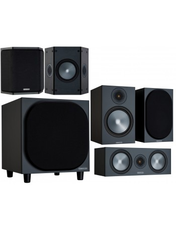 Monitor Audio Bronze 100 6G AV Power Conjunto de altavoces 5.1