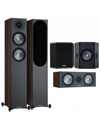 Monitor Audio Bronze 200 6G AV Conjunto de altavoces 5.0