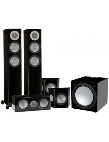 Monitor Audio Silver 200AV12 Power Conjunto de altavoces 5.1