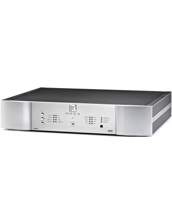 Moon 280D Mind 2 Convertidor A/D con Reproductor de Audio en Red